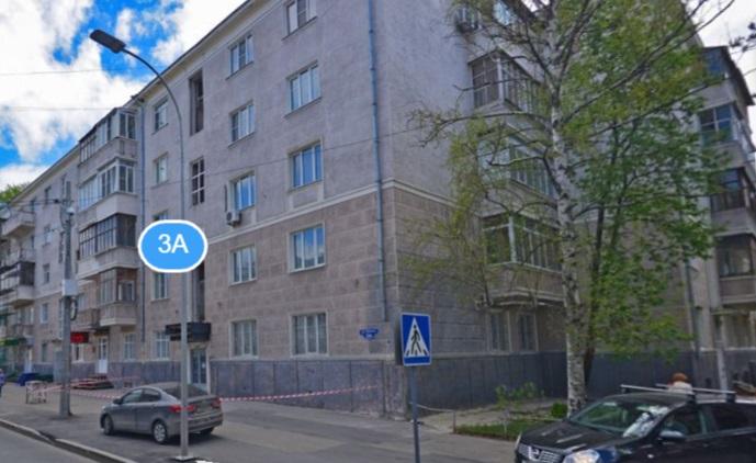 На фото - здание, в котором находится офис арбитражного управляющего Юлии Шилиной